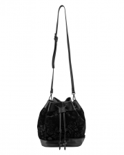 KILLSTAR At Nightfall Velvet Handbag