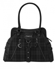 KILLSTAR Darklands Tartan Handtasche
