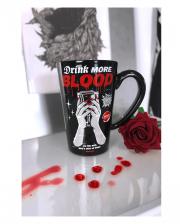KILLSTAR Drink More Blood Tasse