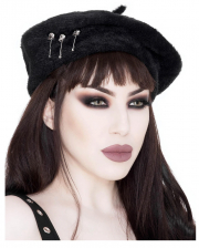 KILLSTAR Eternal Slumber Beret Cap