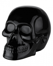 KILLSTAR Ceramic Skull Black
