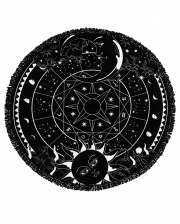 KILLSTAR Sky Spirit Tagesdecke rund