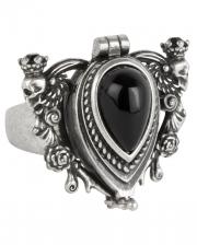 KILLSTAR Victorian Poison Ring Ella