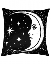 KILLSTAR Vintage Moon Pillow Case