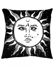 KILLSTAR Vintage Sun Pillow Case