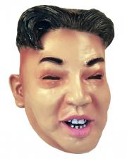 Kim Jong Un Maske