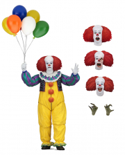 Classic Pennywise IT 1990 Figure 17cm