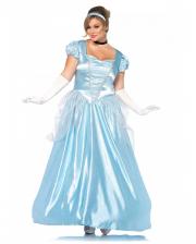 Classic Fairy Tale Princess Plus Size Costume