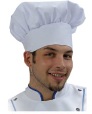 Chef's Hat White