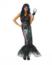 Queen Of The Dark Seas Mermaid Costume