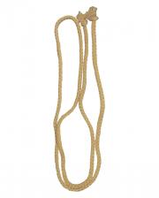 Kordel als Kostüm Accessoire