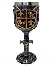 Kreuzritter Wappen Kelch