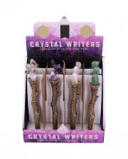 Crystal Magic Wand Ballpoint Pen
