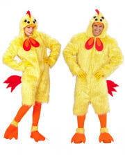 Chick Costume Made Of Plush