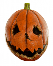 Pumpkin Grimace Full Head Mask As Costume Accessory