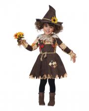Pumpkin Scarecrow Toddler Costume