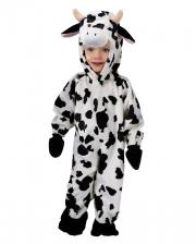 Kuscheliges Kuh Kinderkostüm S