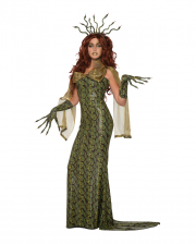 Lady Medusa Ladies Costume