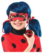 Ladybug JoJo und Clip Ohrringe für Mädchen