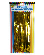 Tinsel Curtain Gold