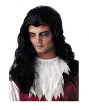 Long Haired Vampire Mens Wig