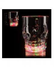 LED skull jug 590 ml