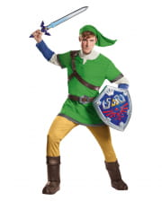 Legend of Zelda Herren Kostüm Deluxe