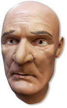 Undertaker Foam Latex Mask