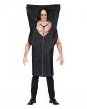 Leichensack Kostüm