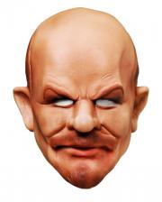 Lenin mask made of foam latex