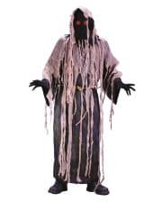 Leuchtendes Fetzen Zombie Kostüm