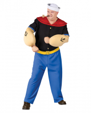 Original Popeye Costume Plus Size