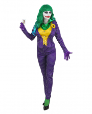 Mad Joker Damenkostüm