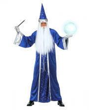 Magier Kostüm Blau XL