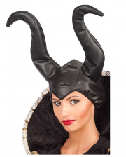 Malefica Cap With Horns