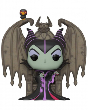 Maleficent On Throne Deluxe Funko Pop Figure