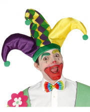 Mardi Gras Fool Cap
