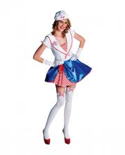 Matrosen Mädchen Kostüm