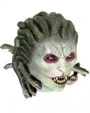 Medusa Maske mit Schlangen