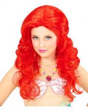 Mermaid Child Wig