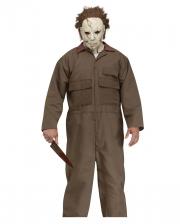 Michael Myers Kostüm mit Maske