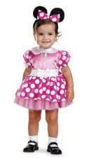 Minnie Mouse Babykostüm 12 - 18 Mo