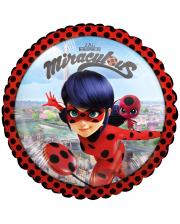 Miraculous Ladybug Foil Balloon 45cm