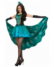 Miss Peacock Peacock Costume