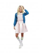 80er Jahre Strange Girl Kostüm