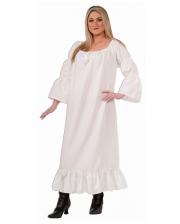 Mittelalter Nachthemd Kostüm Plus Size