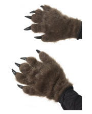 Fur paws Brown