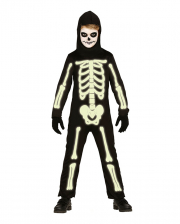 Mr. Glowy Jumpsuit For Children Afterglowing