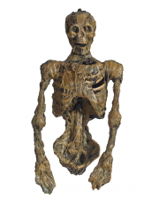 Mummified Corpse With LED Eyes