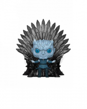 Night King On The Iron Throne GoT Funko Pop!
